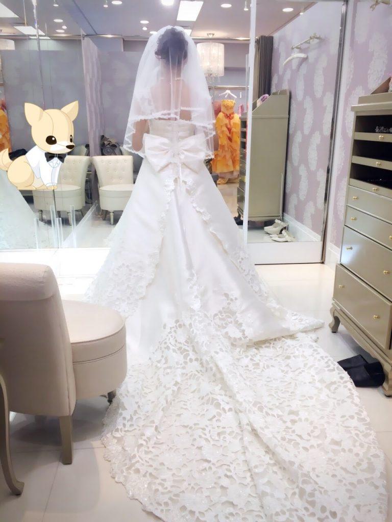フォーシスアンドカンパニーのウェディングドレス・ドリー