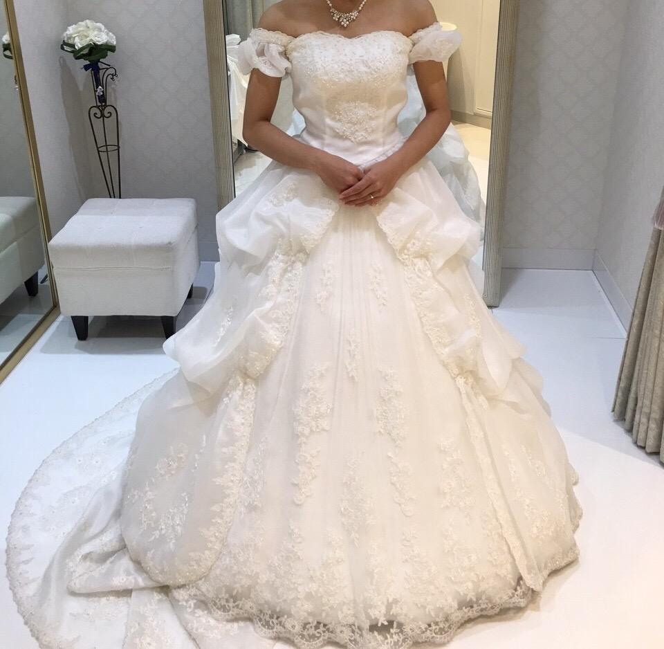 タカミブライダルのウェディングドレス・タルトタタン