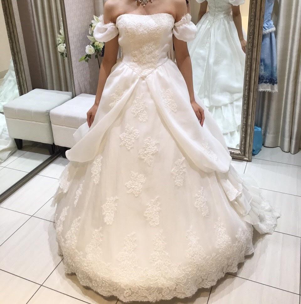 タカミブライダルのウェディングドレス、ウォルター
