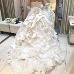 タカミブライダルのウェディングドレス・シュマーレーン