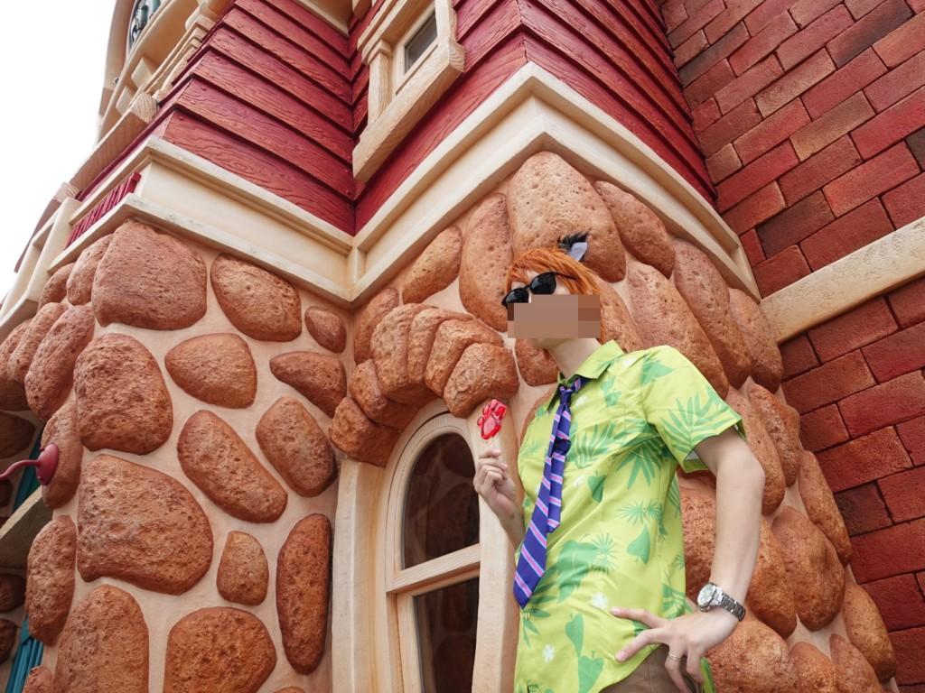 ディズニーハロウィン2016全身仮装 Dハロコスプレ ズートピア仮装レポ