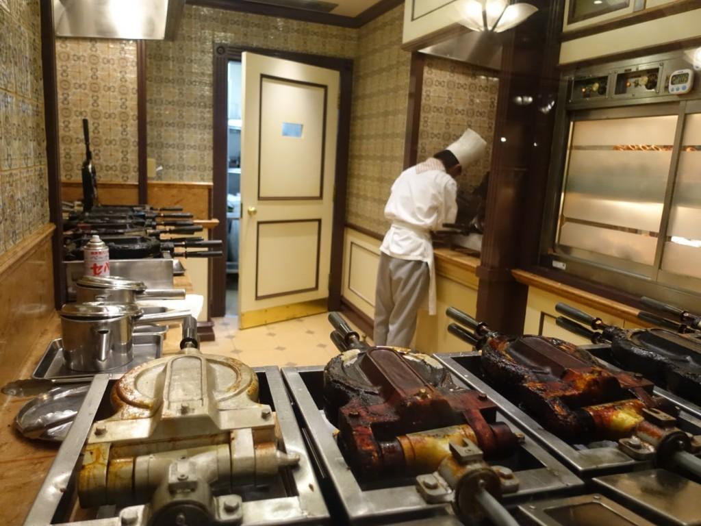グレートアメリカン・ワッフルカンパニー(東京ディズニーランド)のワッフルが美味しい!グルメレポ