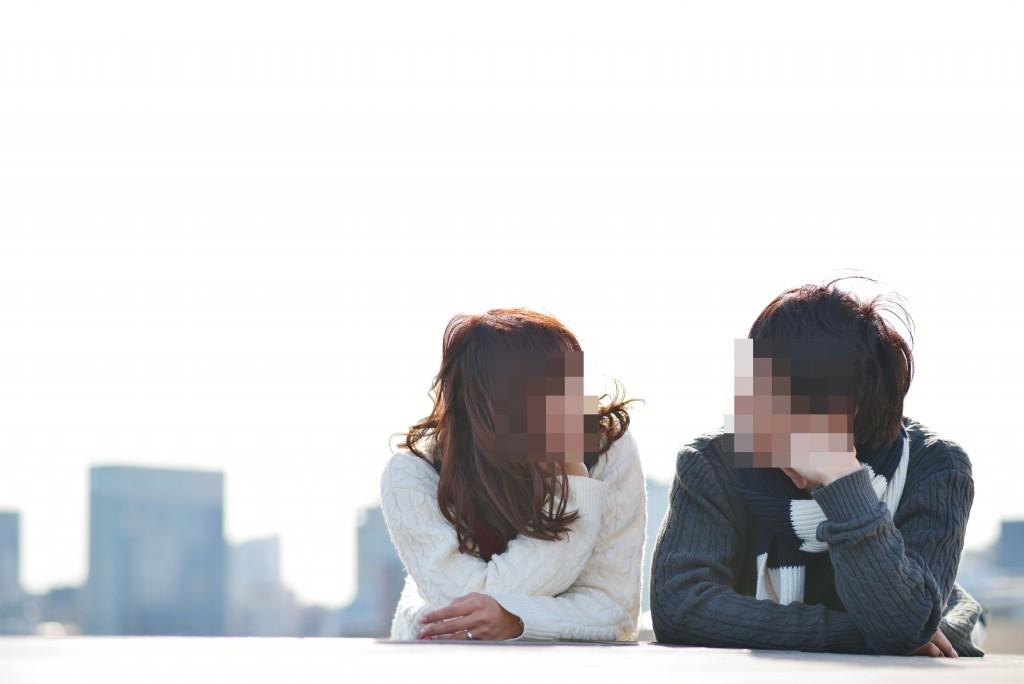 横浜大さん橋エンゲージメントフォト カメラマン槌谷敏幸さん
