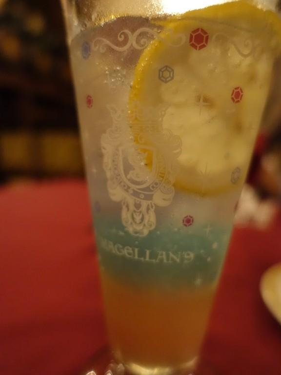 東京ディズニーシーレストラン マゼランズ 口コミ コレクタブルグラス