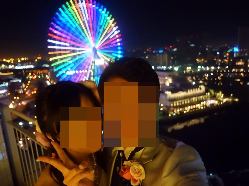 アニヴェルセルみなとみらい横浜ヴィラスウィート結婚式当日レポ