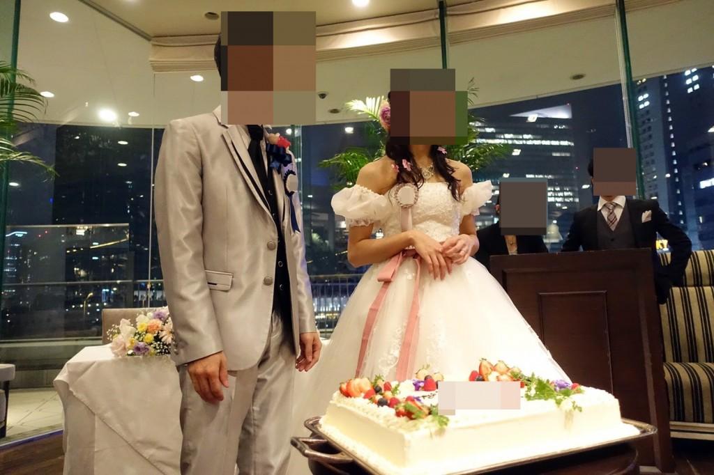 結婚式の手作りロゼット〜アニヴェルセルみなとみらい横浜