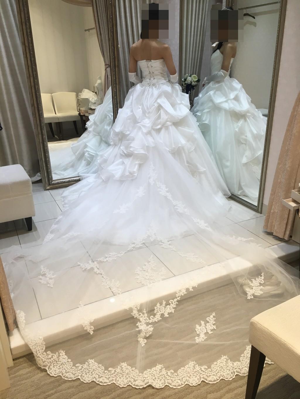 タカミブライダルのウェディングドレス ソフィー