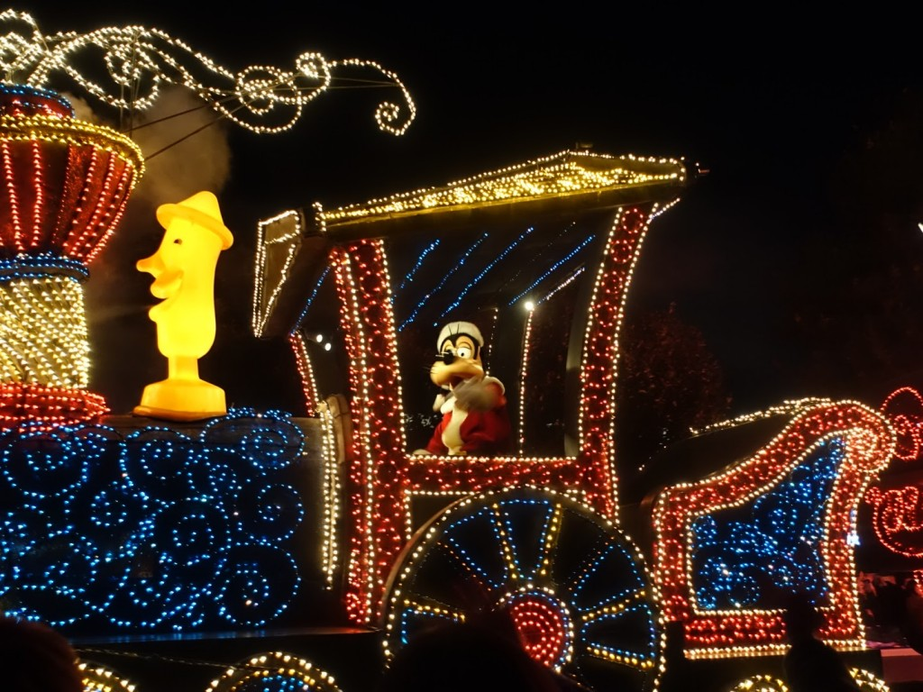 クリスマス当日のディズニー混雑レポ