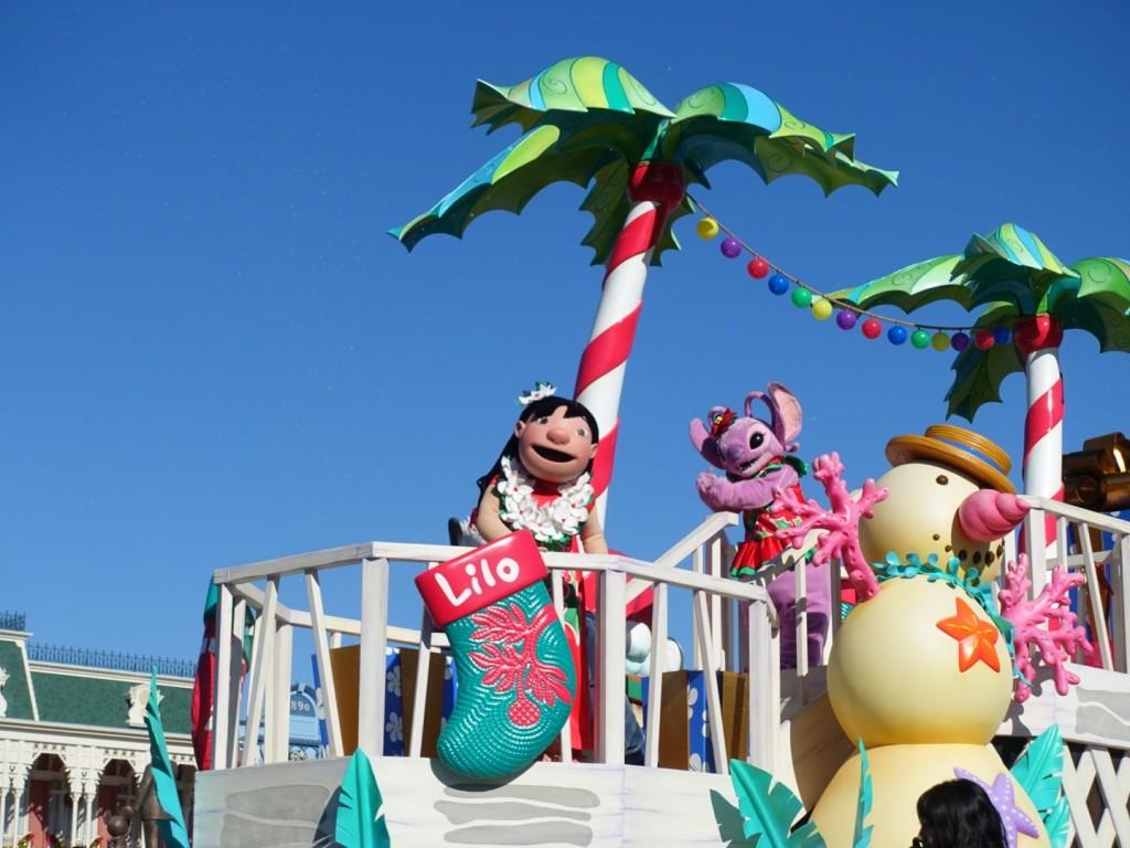 ディズニークリスマスストーリーズ(東京ディズニーランド)2016鑑賞レポ