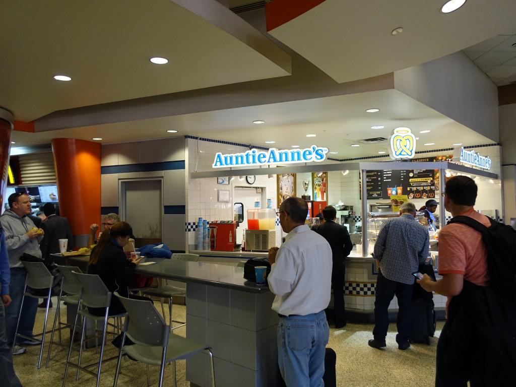 WDW旅行記ブログ/DCL旅行記ブログ ダラス空港での乗り継ぎ