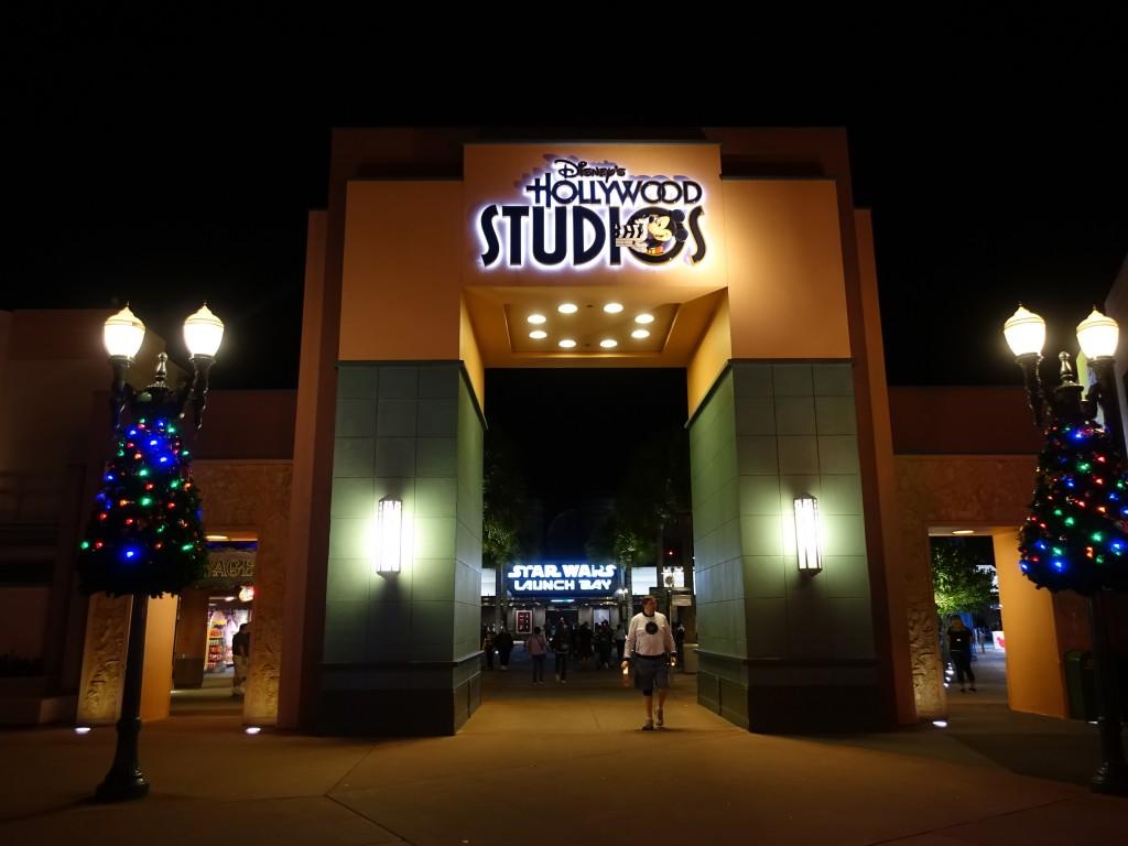 WDW旅行記ブログ/DCL旅行記ブログ ハリウッドスタジオ
