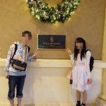 WDW旅行記ブログ/DCL旅行記ブログ ラヴェロのキャラダイへの行き方