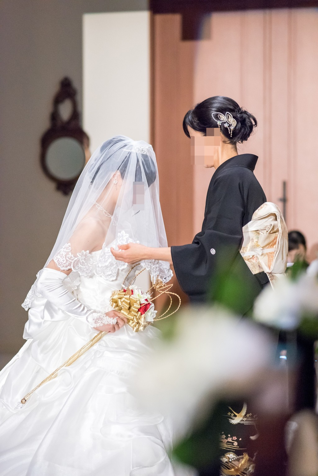 アニヴェルセルみなとみらい横浜 結婚式レポブログ チャペルでの挙式(神前式)