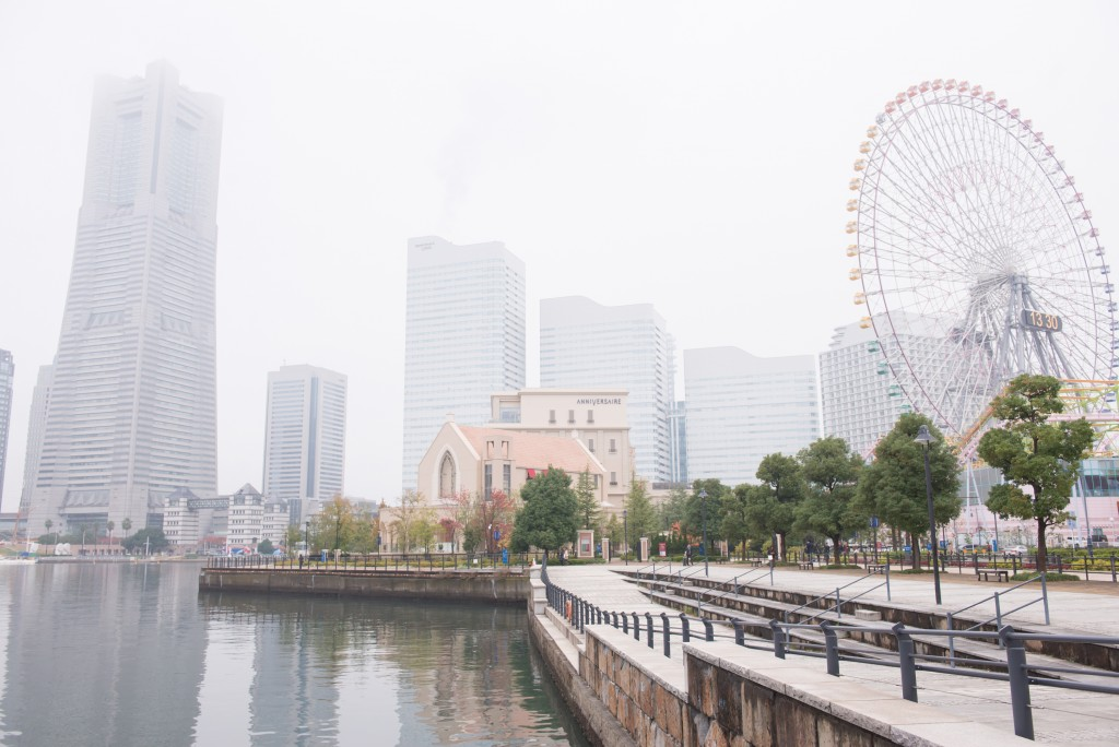 ecooさん&槌谷敏幸さんからアニヴェルセルみなとみらい横浜での結婚式写真が届きました!