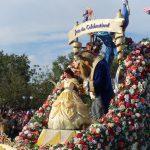 WDW旅行記ブログ/DCL旅行記ブログ マジックキングダム フェスティバルオブファンタジーパレード