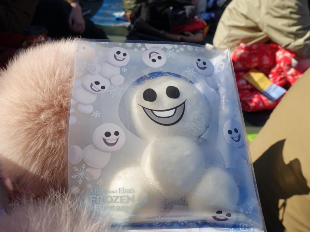 東京ディズニーランド フローズンファンタジー(アナと雪の女王イベント) スノーギースまん食レポ(口コミ)