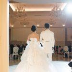 アニヴェルセルみなとみらい横浜 結婚式レポブログ ヴィラスウィート披露宴入場
