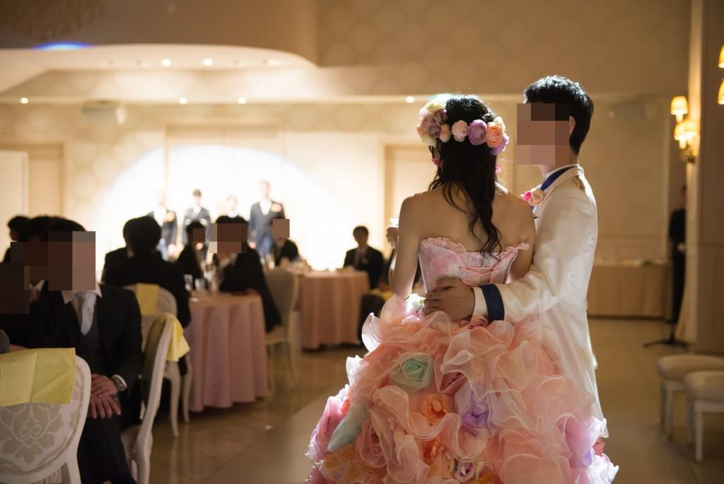 アニヴェルセルみなとみらい横浜 結婚式レポブログ ヴィラスウィートでの披露宴 花嫁の手紙