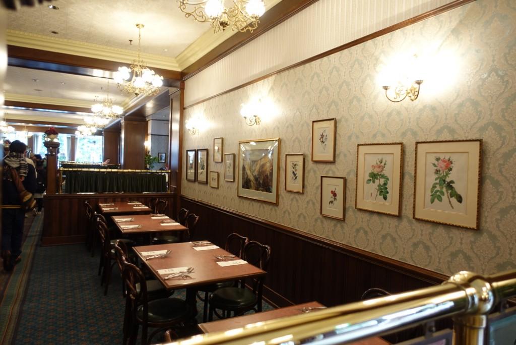 東京ディズニーランド イーストサイド・カフェのメニューと口コミレポ