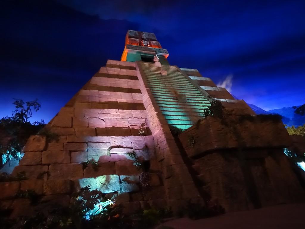 WDW旅行記ブログ/DCL旅行記ブログ エプコット ワールドショーケース メキシコ館