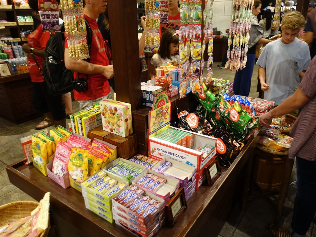WDW旅行記ブログ/DCL旅行記ブログ エプコット ワールドショーケース 日本館、アメリカンアドベンチャー館