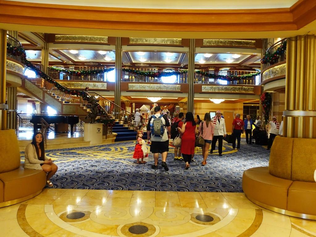 WDW旅行記ブログ/DCL旅行記ブログ ディズニードリーム号に乗船!