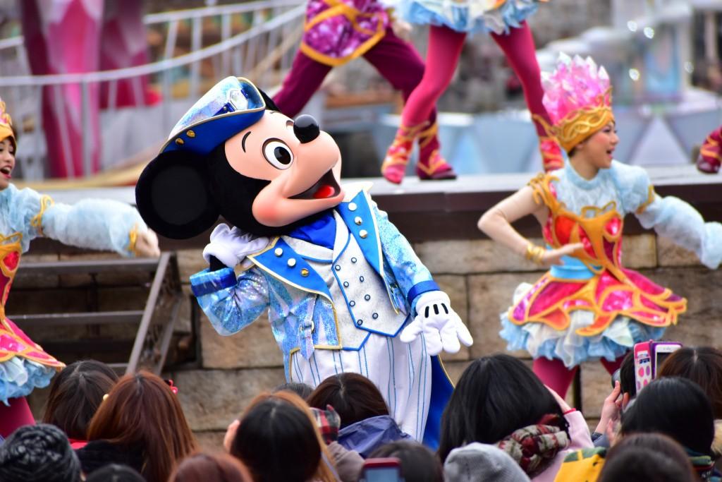 東京ディズニーシー15周年 クリスタルウィッシュジャーニー シャインオン!の思い出を振り返る