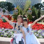 WDW旅行記ブログ/DCL旅行記ブログ エプコットキャラクタースポット ベイマックスグリーティング