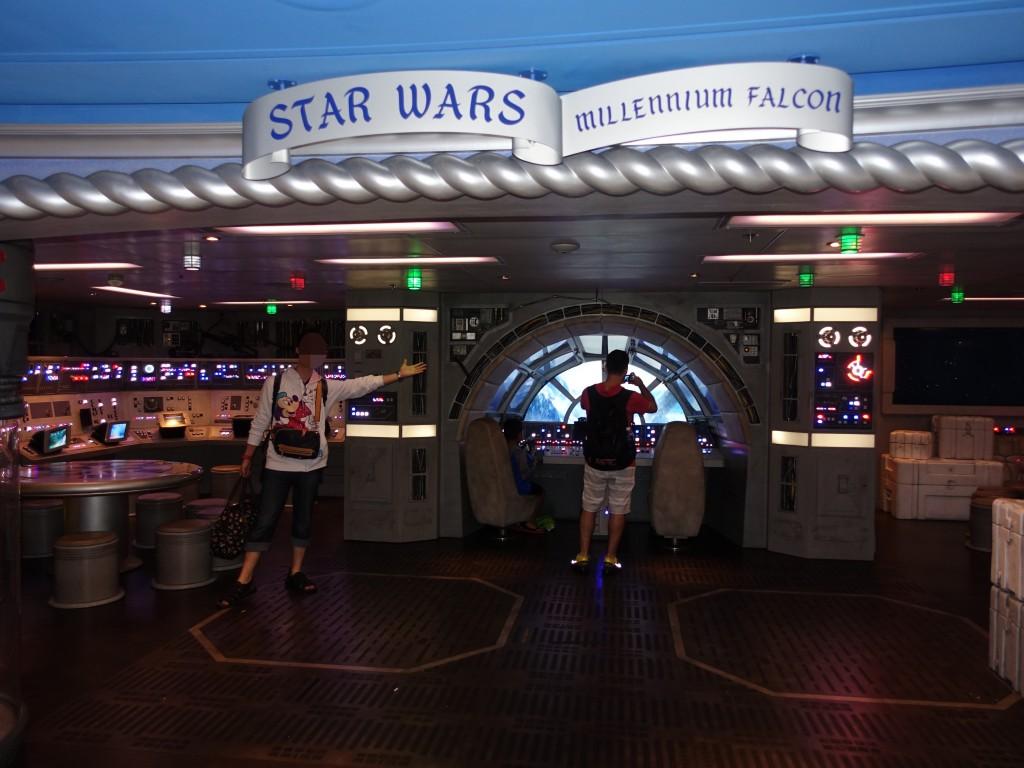 WDW旅行記ブログ/DCL旅行記ブログ ディズニー・ドリーム号4泊バハマ オセアニアクラブ&オセアニアラボ見学