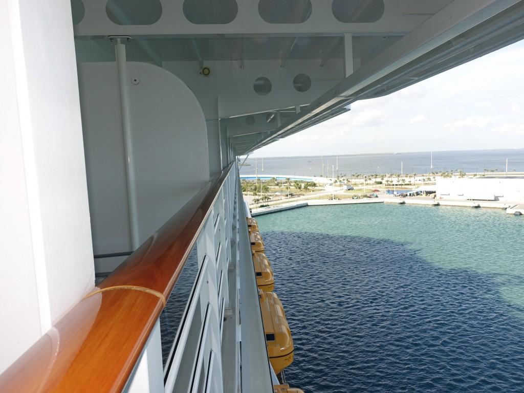 WDW旅行記ブログ/DCL旅行記ブログ ディズニー・ドリーム号4泊バハマ ランク5Aの客室紹介とアメニティ
