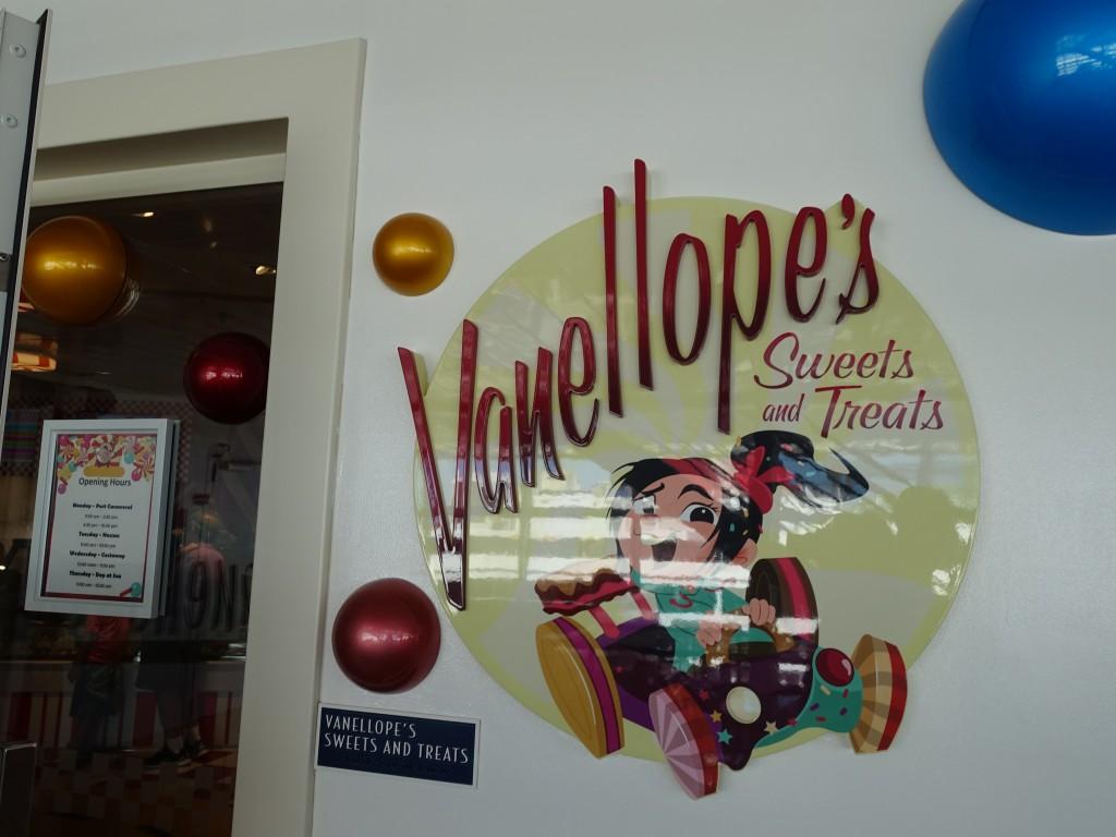 WDW旅行記ブログ/DCL旅行記ブログ ディズニークルーズライン4泊バハマ航路 バー・フィットネスクラブ・お菓子屋さんを探検