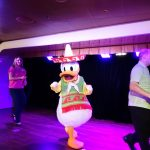 WDW旅行記ブログ/DCL旅行記ブログ ディズニークルーズライン4泊バハマ航路 ドナルドのダンスパーティー&サンタクロースのショー