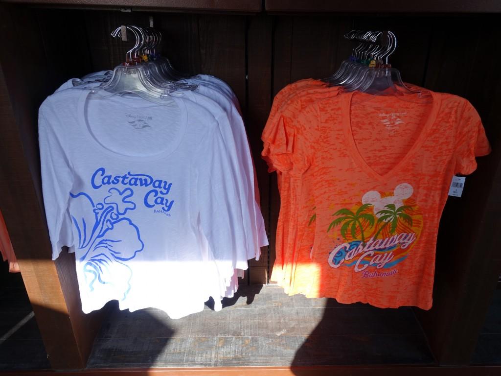 WDW旅行記ブログ/DCL旅行記ブログ ディズニークルーズライン4泊バハマ航路 キャスタウェイケイのお土産写真