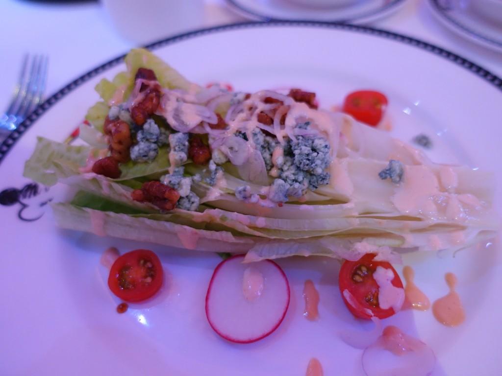 WDW旅行記ブログ/DCL旅行記ブログ ディズニークルーズライン4泊バハマ航路 パイレーツナイトのディナー(アニメーターズパレット)