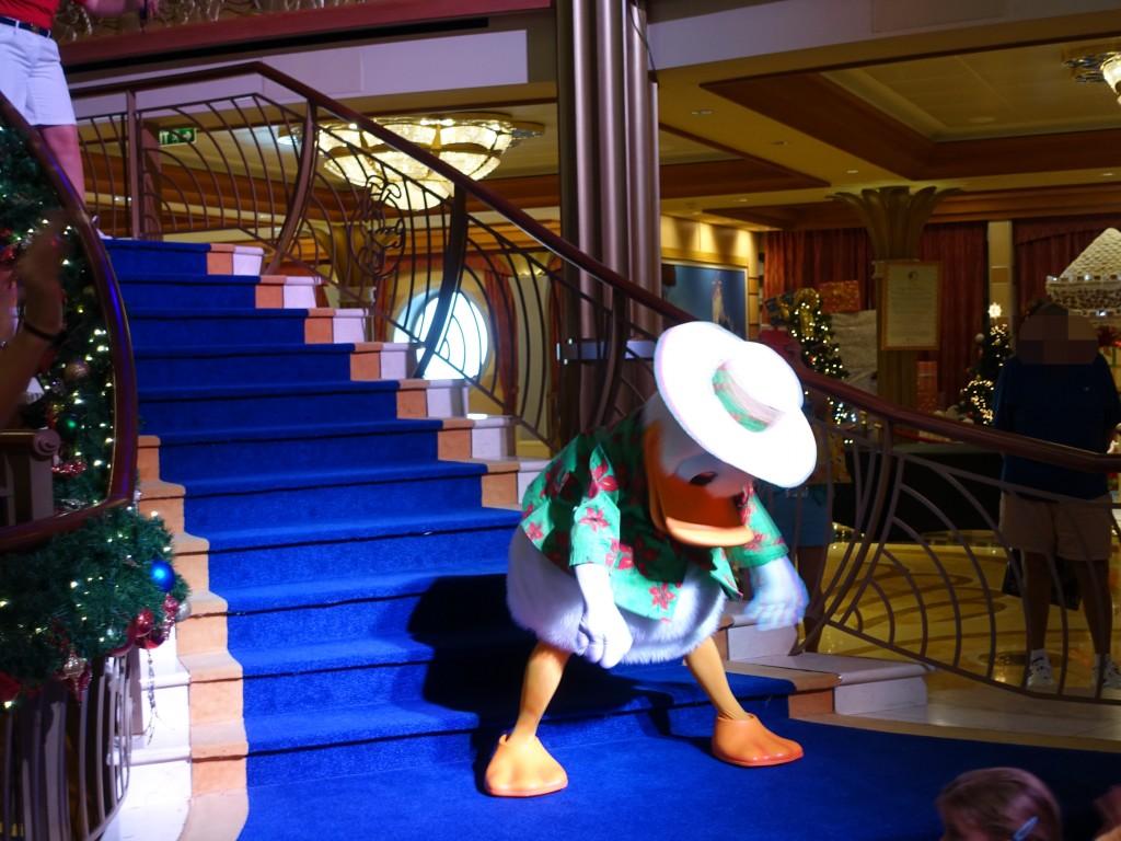 WDW旅行記ブログ/DCL旅行記ブログ ディズニークルーズライン4泊バハマ航路 キャラクターダンスパーティー