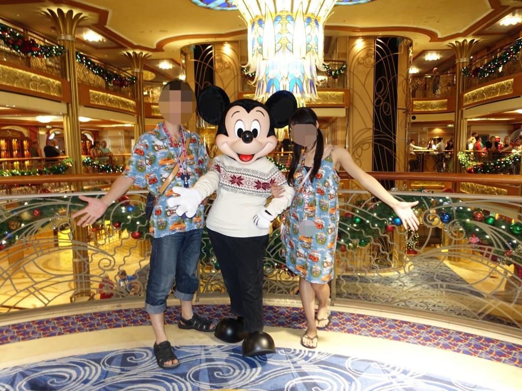 WDW旅行記ブログ/DCL旅行記ブログ ディズニークルーズライン4泊バハマ航路  モアナを鑑賞