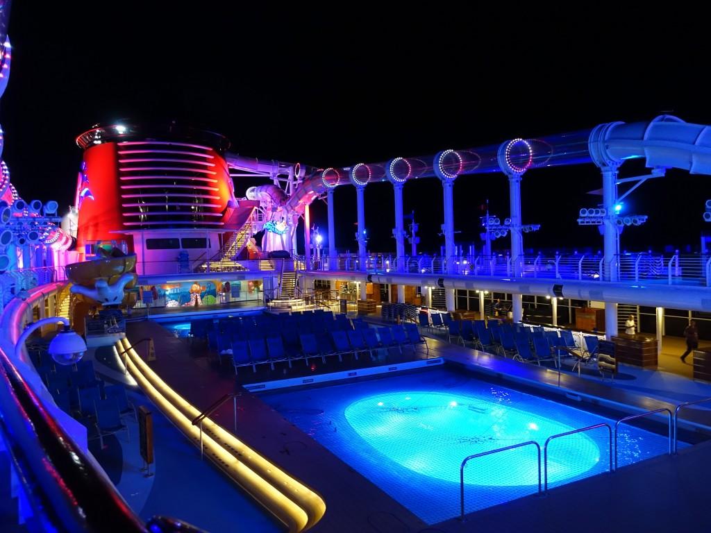 WDW旅行記ブログ/DCL旅行記ブログ ディズニークルーズライン4泊バハマ航路 最終夜 Sea ya Real Soon!