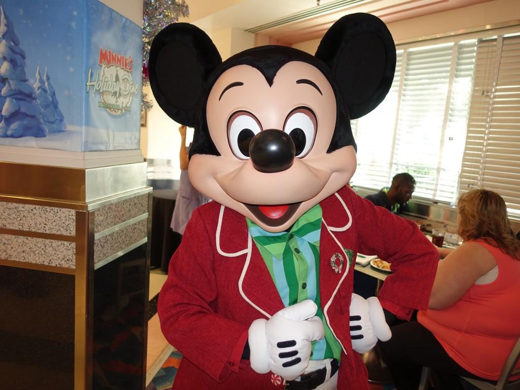 WDW旅行記ブログ/DCL旅行記ブログ ハリウッドスタジオ キャラダイ ハリウッドアンドバイン