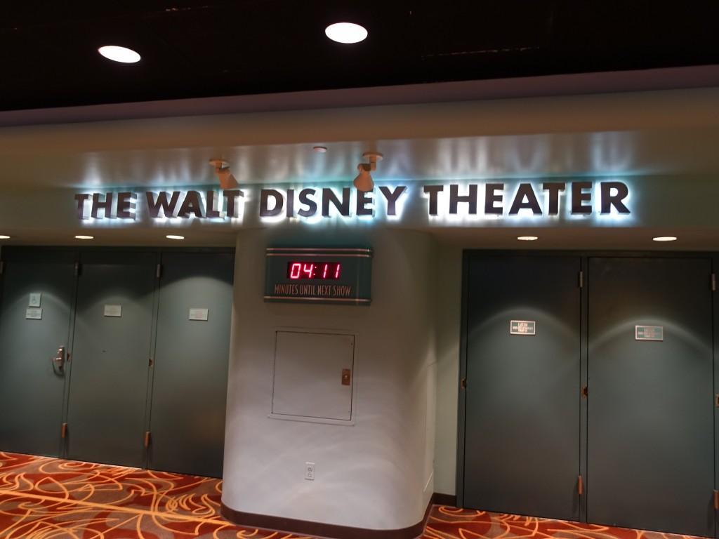 WDW旅行記ブログ/DCL旅行記ブログ ハリウッドスタジオ ウォルト・ディズニーワンマンズ・ドリーム