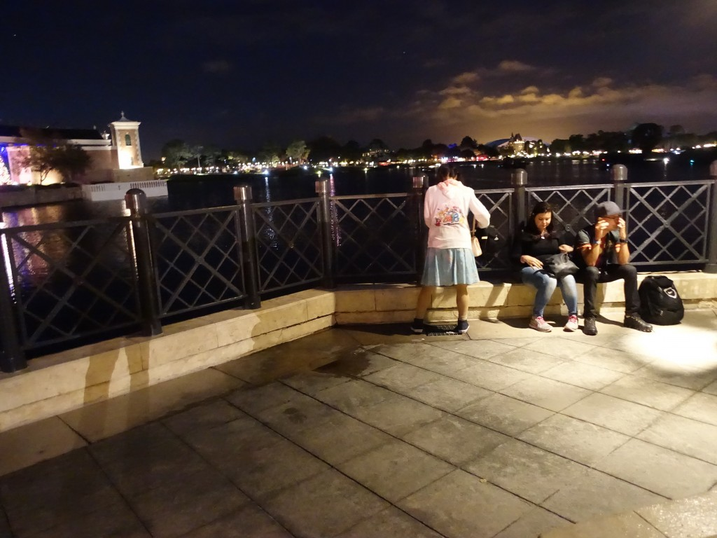 WDW旅行記ブログ/DCL旅行記ブログ エプコット 花火イルミネーションズ