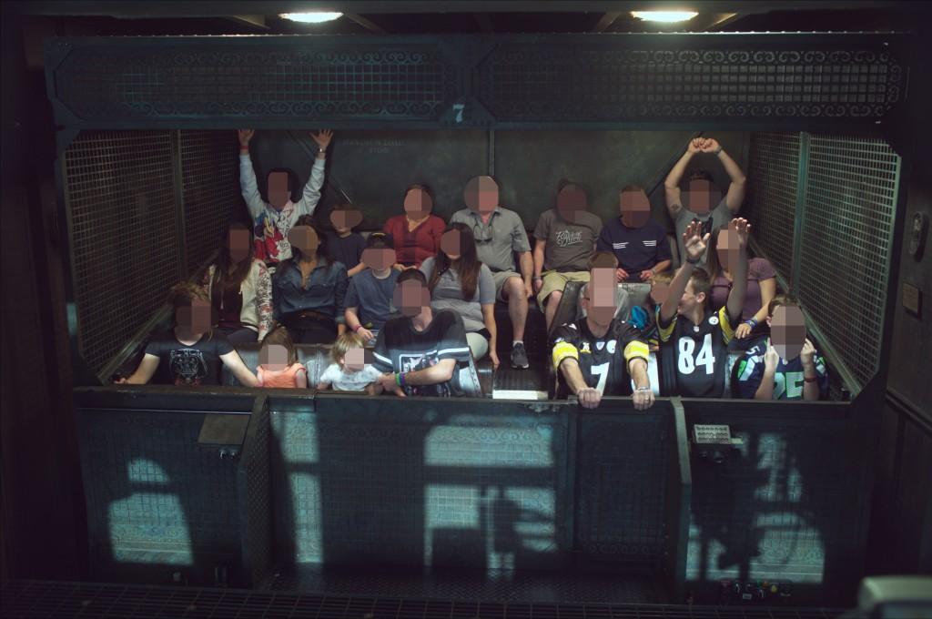 WDW旅行記ブログ/DCL旅行記ブログ ハリウッドスタジオ タワーオブテラー、ロックンローラー・コースター、スター・ウォーズ・ギャラクシー・ファー・アウェイ
