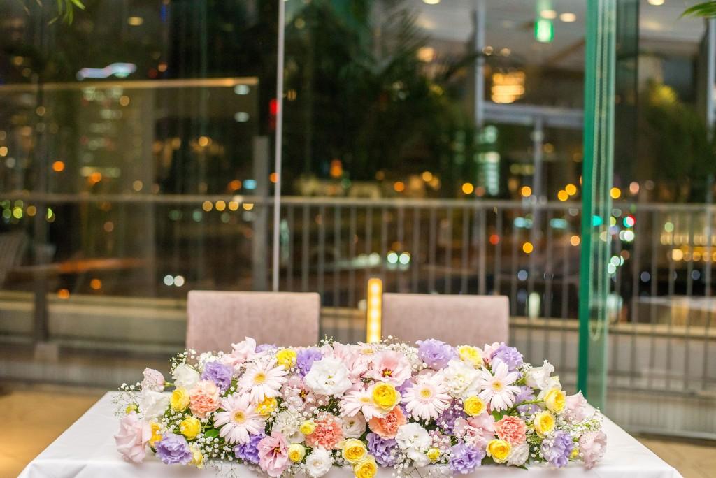結婚式二次会レポ0♡タイムスケジュール、カメラマン&ビデオ撮影はプロに頼むべき?