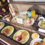 東京ディズニーシー「カフェポルトフィーノ」の食レポ!テラス席でショーの雰囲気も味わえる、地中海料理レストラン